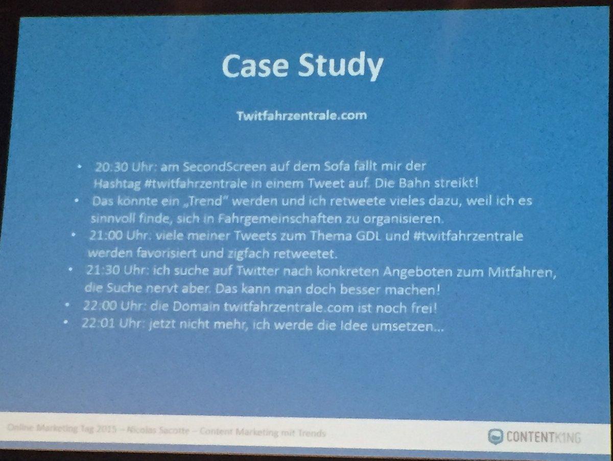 Twitfahrzentrale.com - Ein klasse Idee.