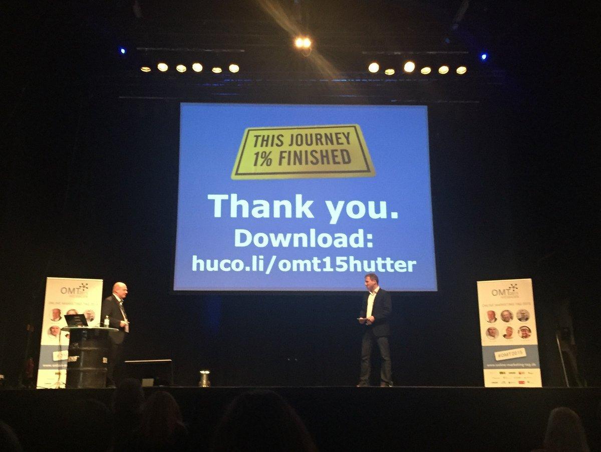 Danke für den coolen Vortrag.