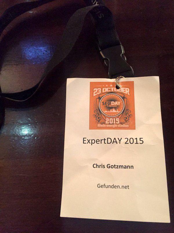 SEO Expert Day