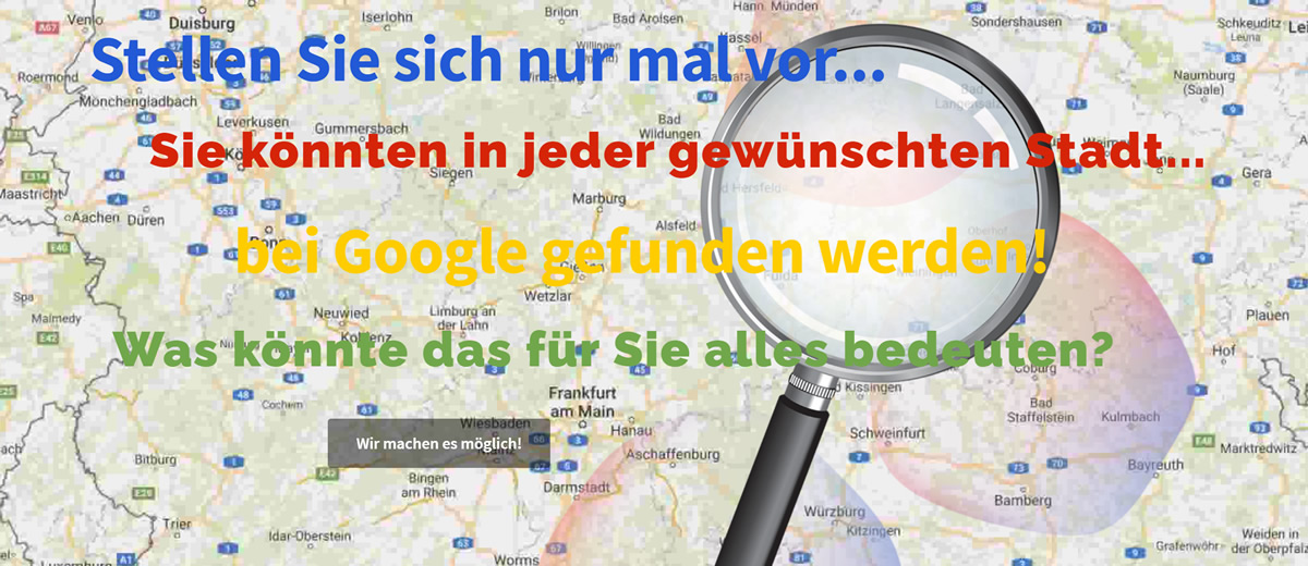 Werbeagentur Weinsberg | » Gefunden.net ➤ SEO Agentur / ↗️ Online Marketing