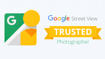 Google Streetview trusted Fotograf, Fotografie, Photographer in Sünching als professionelle  Werbeagentur