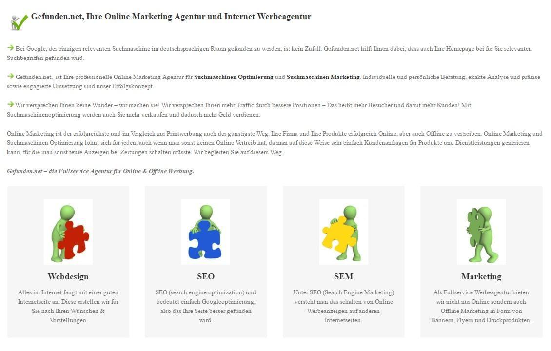 Google Optimierung, Suchmaschinenoptimierung aus Gundelsheim als kompetente  Internetangetur