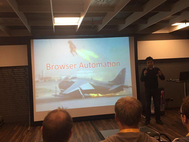 Browser Automatisation