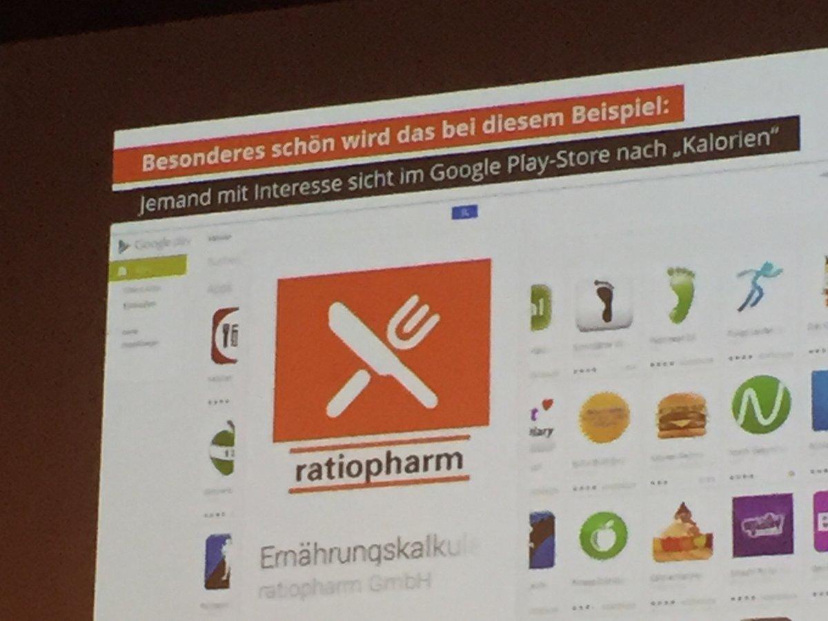 Ratiopharm: Content Marketing mit eigener App