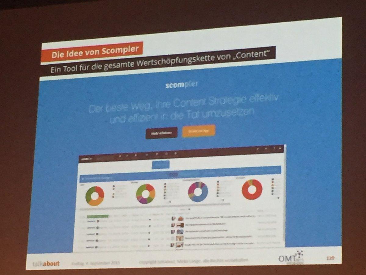 Super Tool für Content Marketing!